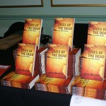 Book display Katoomba launch