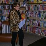 Jane Sketon, Newtown launch