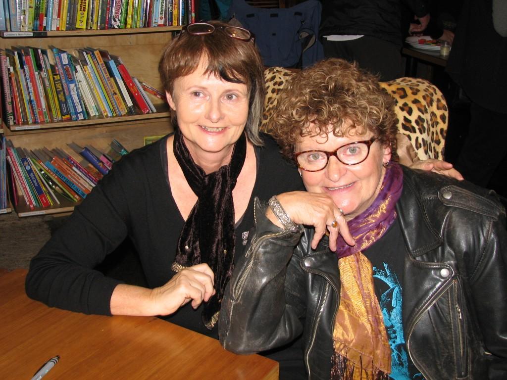 Jane Skelton & Virginia Shepherd Newtown