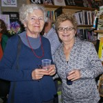 Julie Chevalier and Bronwyn Mehan, Newtown launch