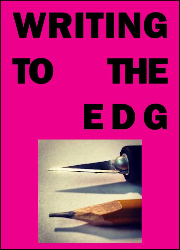 Writing to the Edge. The Joanne Burns Award. Prose poem & microfiction