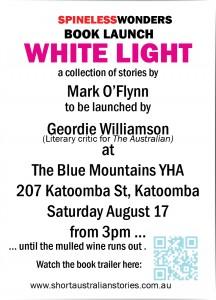 White light invite bk