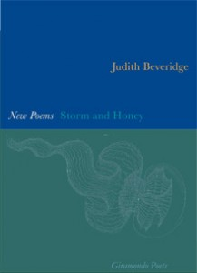 Judith Beveridge Storm and Honey